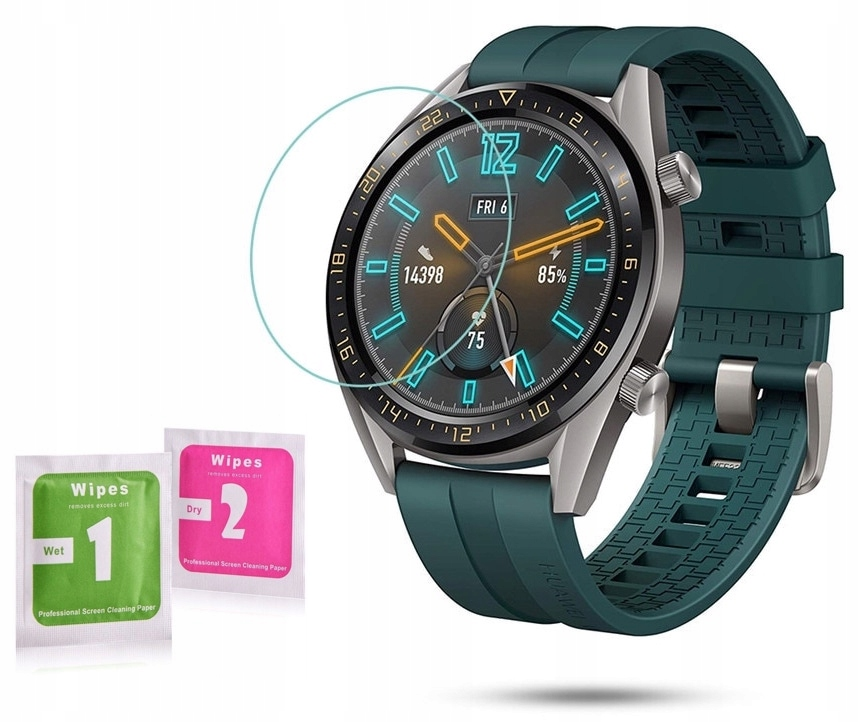 Item PROTECTIVE TEMPERED GLASS HUAWEI WATCH ACTIVE GT