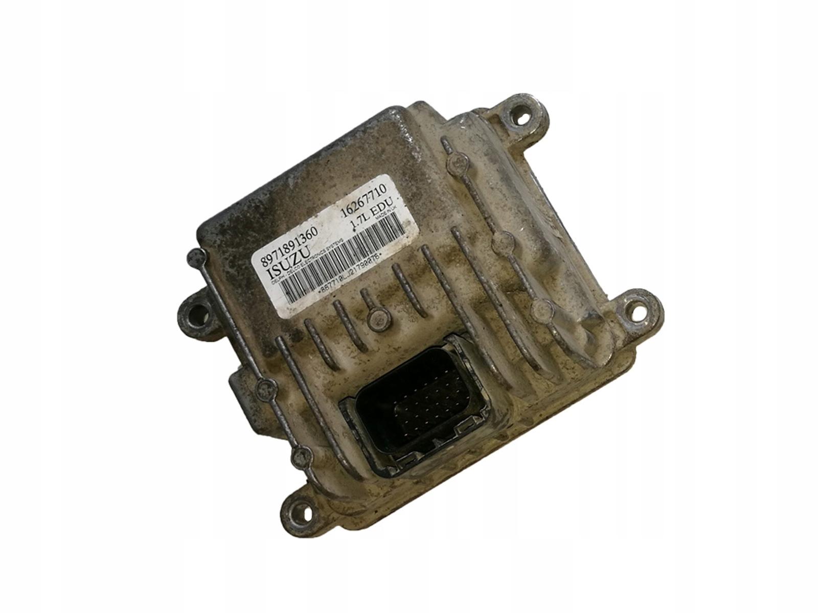 драйвер насосы инжектора opel isuzu 1 7 dtidt