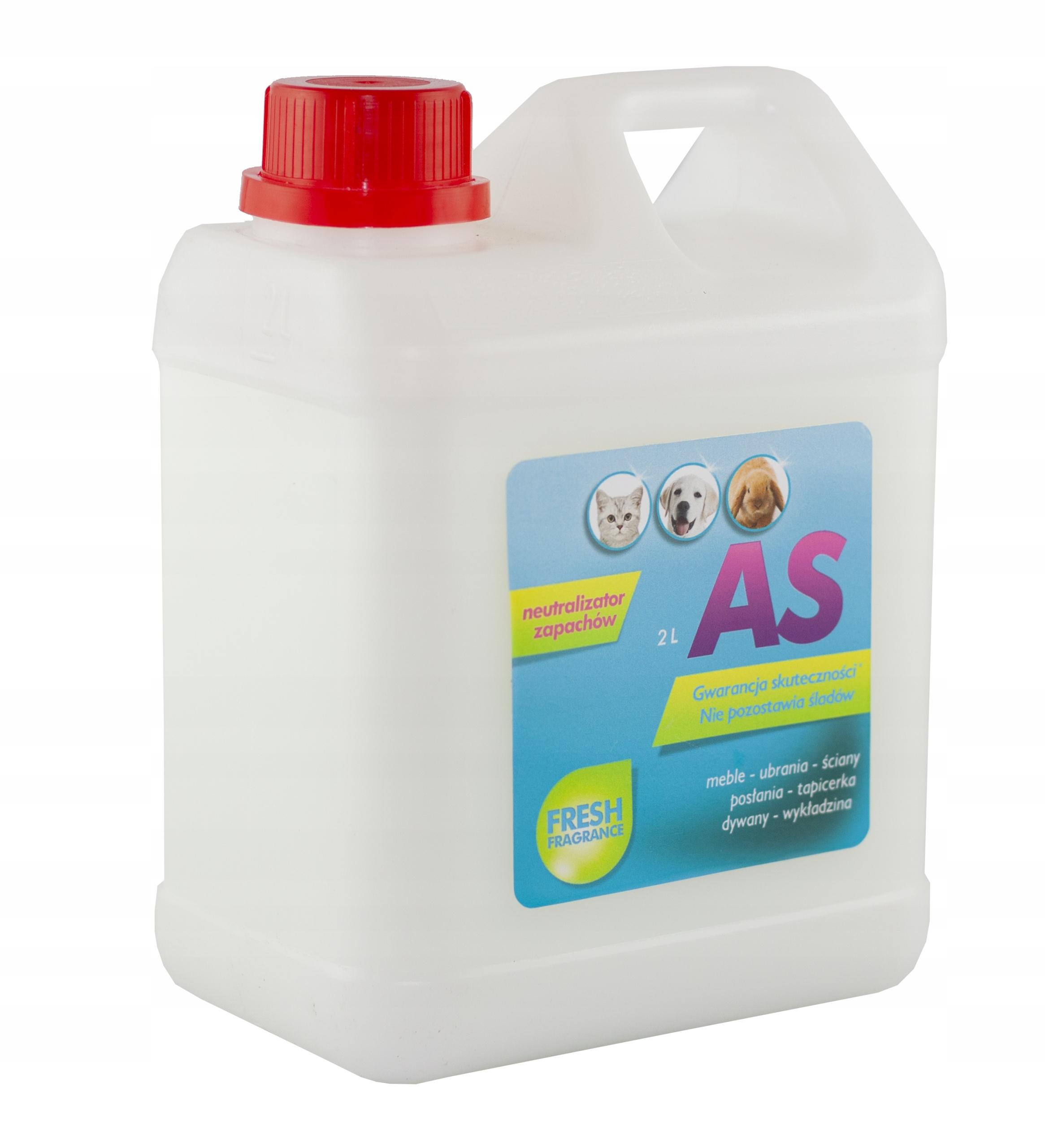 Na neutralizáciu MAČKA pachy 2 litre-ZÁRUKA
