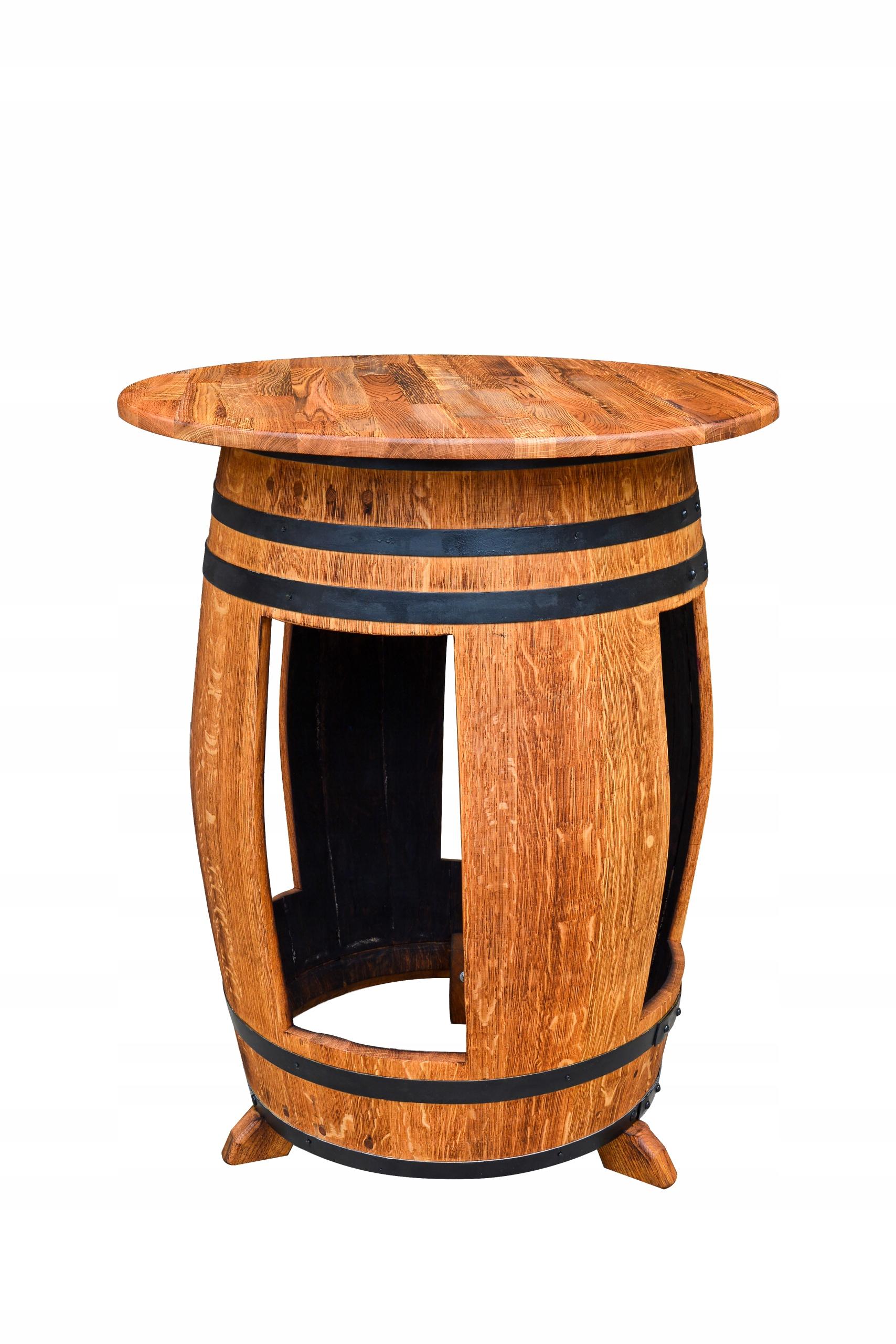 Стол для бочек Dębowa Стол для бочек. Стол для бочек для вина.