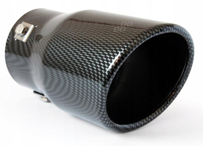 наконечник выдохе глушителя carbon сталь сталь