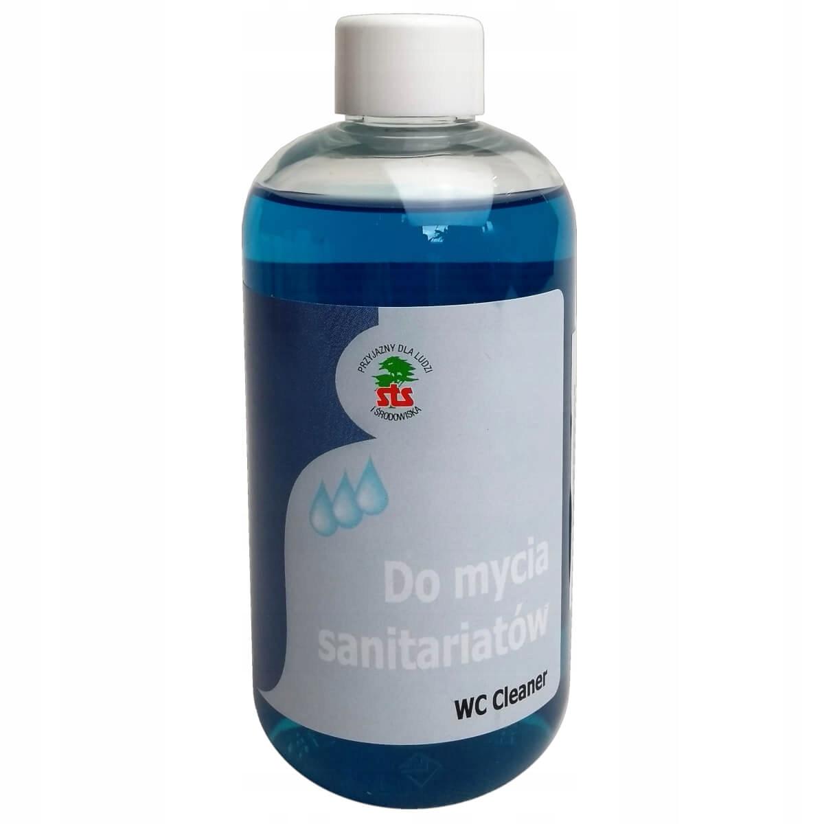 Puroclean Do mycia i dezynfekcji WC 300 ml