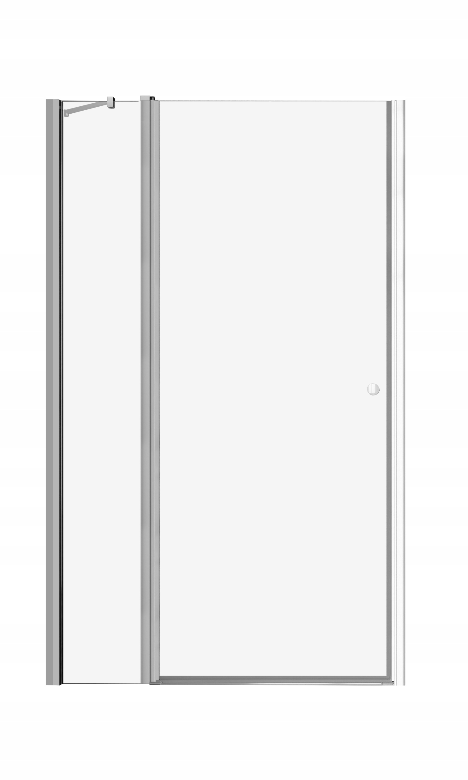 Sprchové dvere Eos II DWJ 110x195 cm RADAWAY