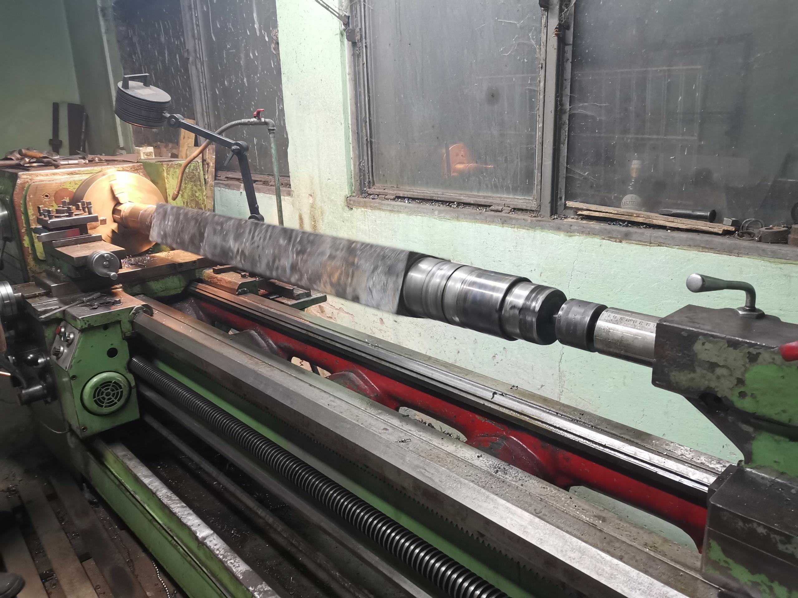 Item Machining - unit production