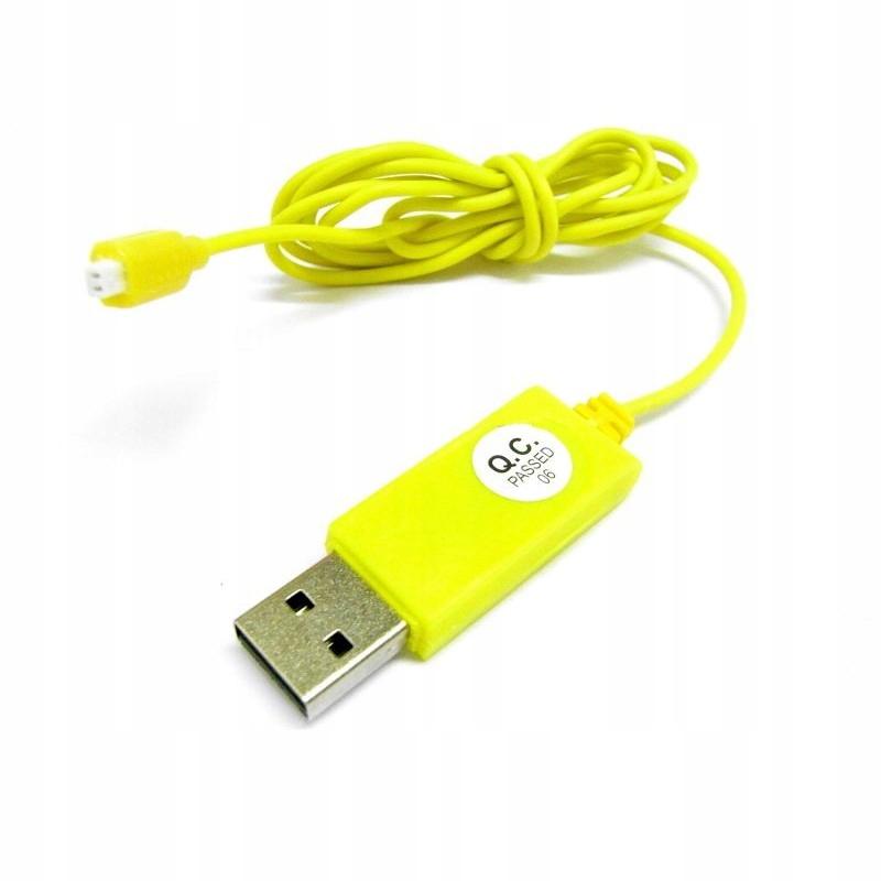 USB Lipo Nabíjačka pre helikoptéry Micro Connector