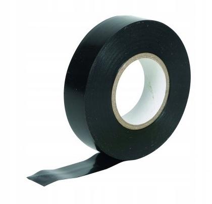 Лента изоляционная черная 19мм 10м изоляция КАЧЕСТВО