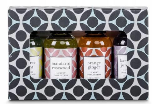 Dúhové základné vône Luxury Collection 4 ks USA