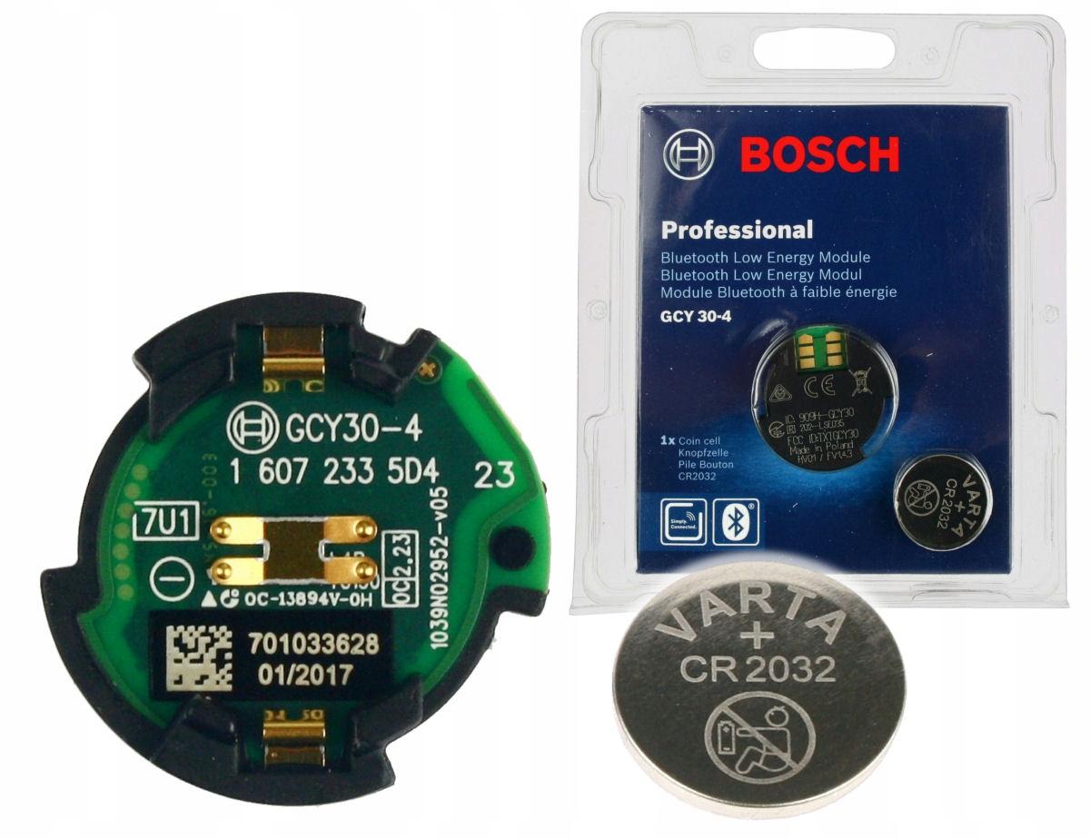 Bluetooth modul GCY 30-4 BOSCH pre GSR GSB GWS GDX