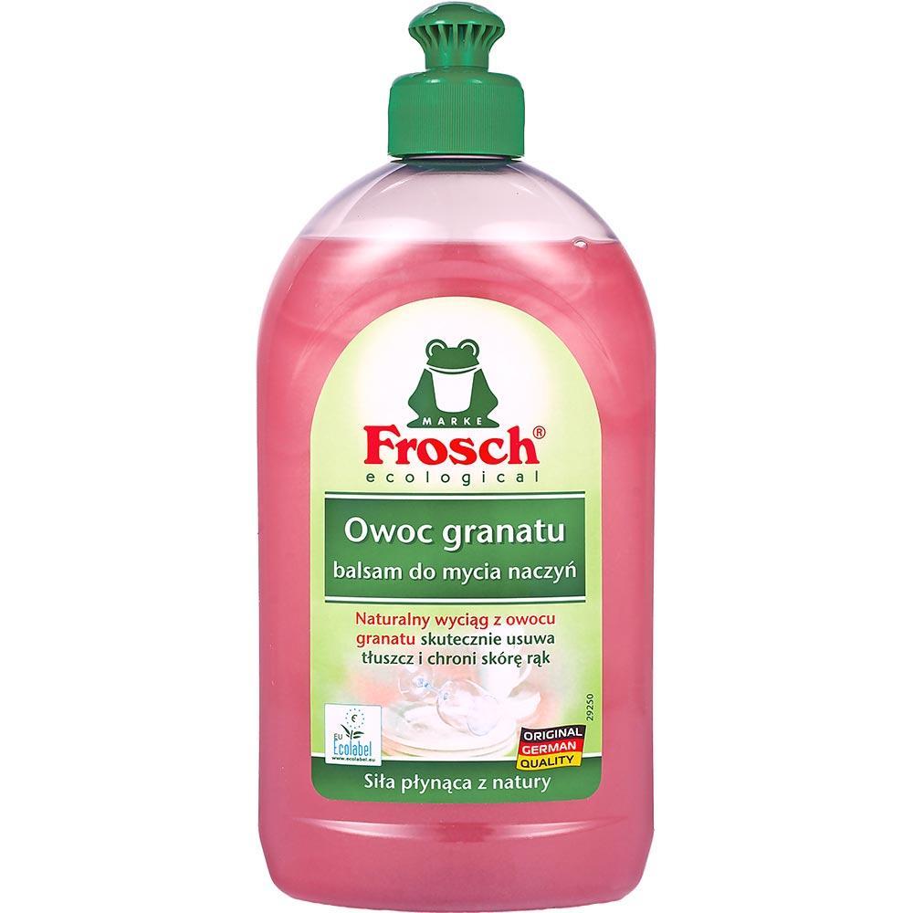 FROSCH гранат ЭКО жидкость для мытья посуды 0,5 л