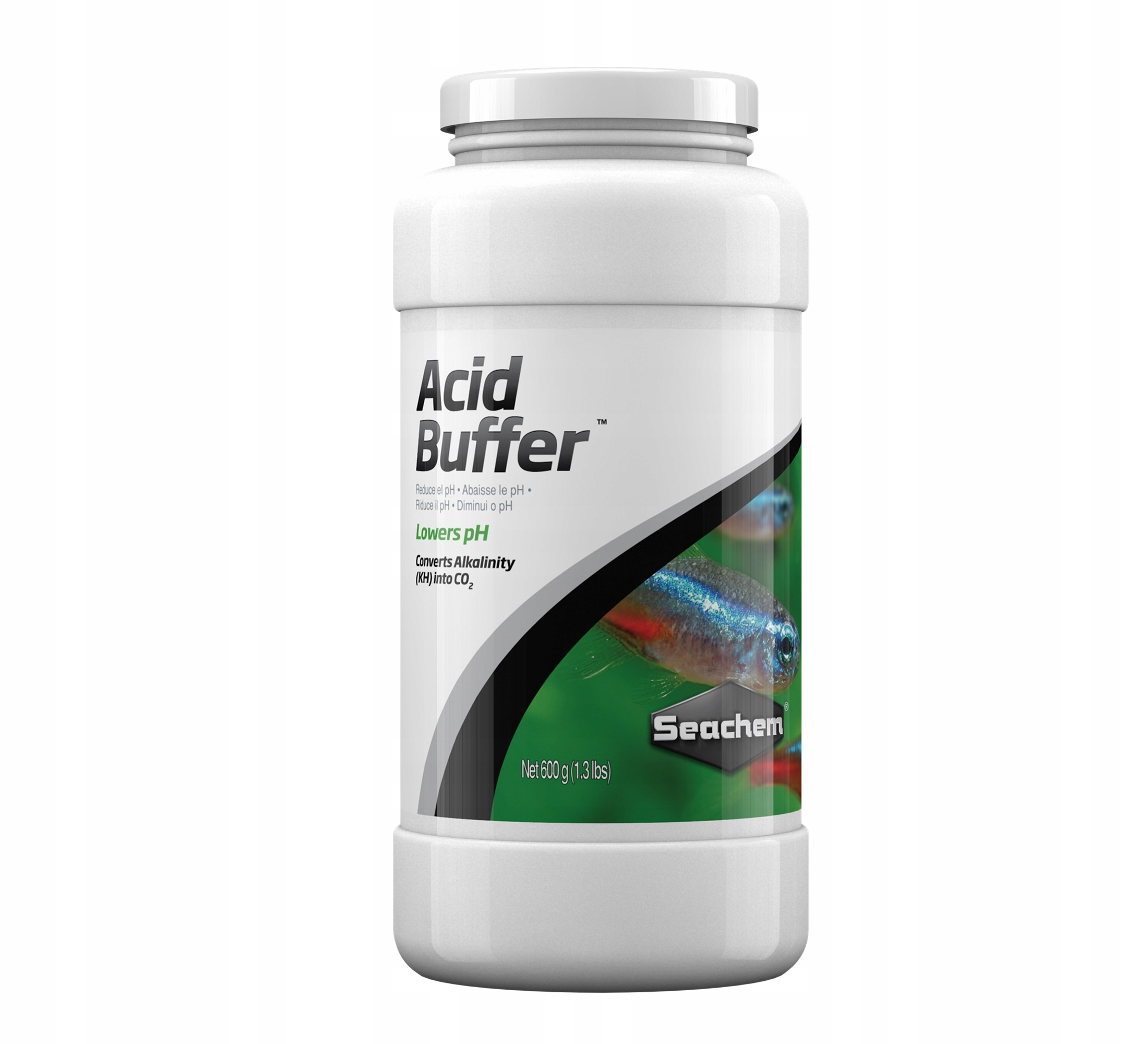 SEACHEM Acid Buffer 600g - obniża pH i KH zakwasza