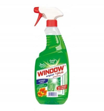 Window Весенние Цветы жидкость стекол alko+ уксус 750 мл