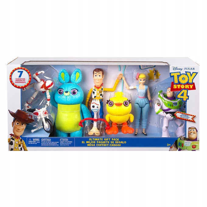 Príbeh hračiek Kanada Skinny Buzz Disney Postavy Mattel