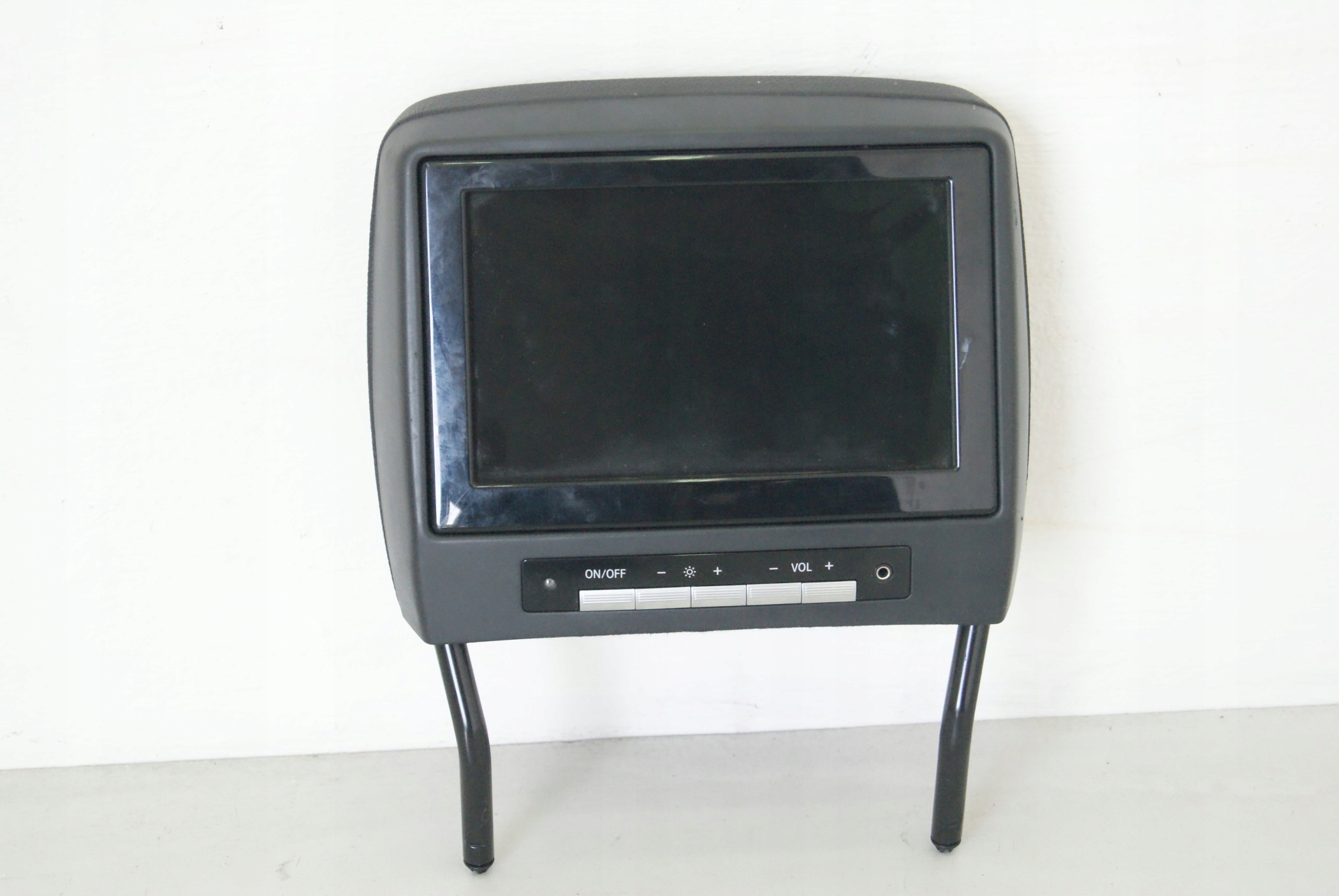 монитор экран dokŁadka подголовника mercedes w221