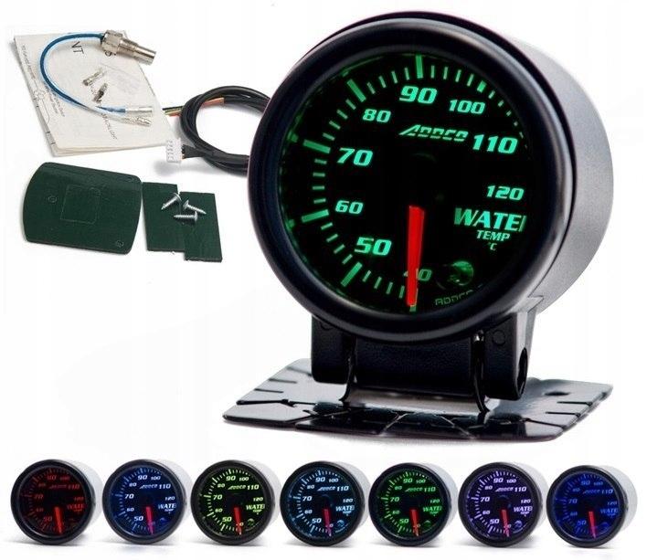 часы индикатор температура воды 7 цвета + кружка