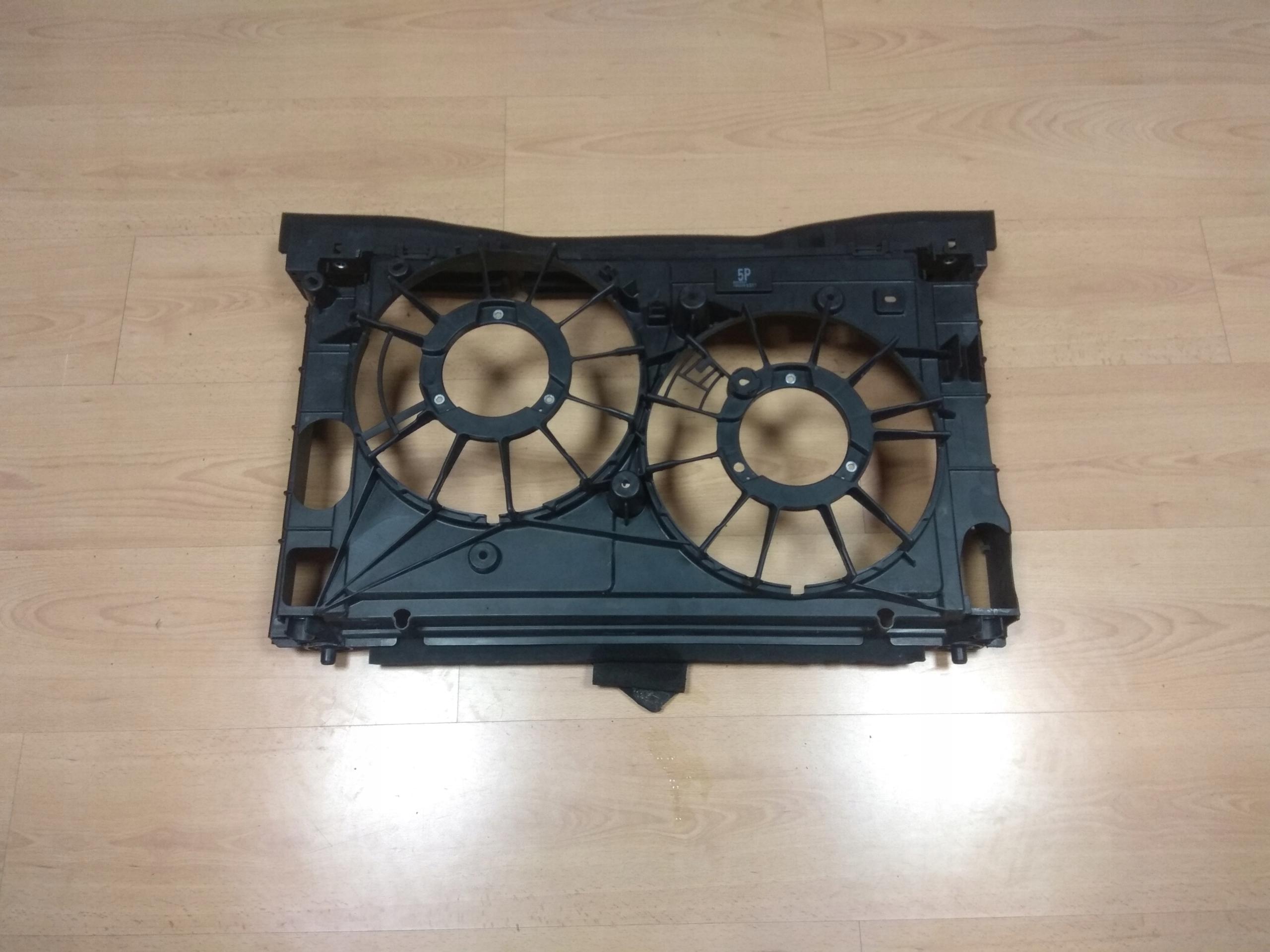 toyota prius iii xw30 09-15 корпус вентилятора