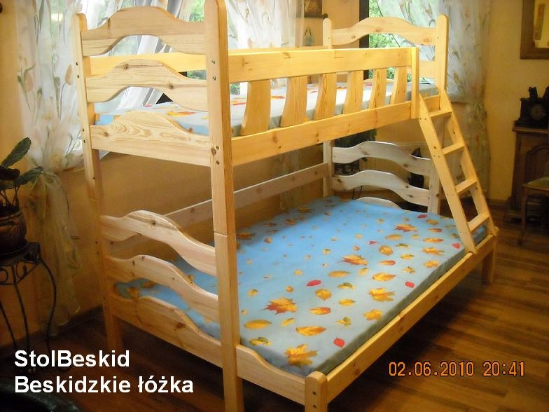 """bed BED BED 3 OSOBNÉ """" VIKING"""