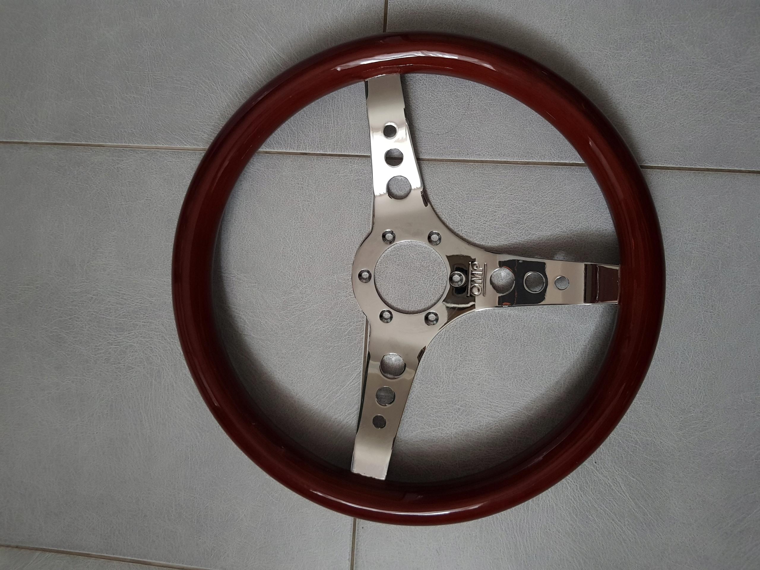 Nové kolo firma OMP vintage