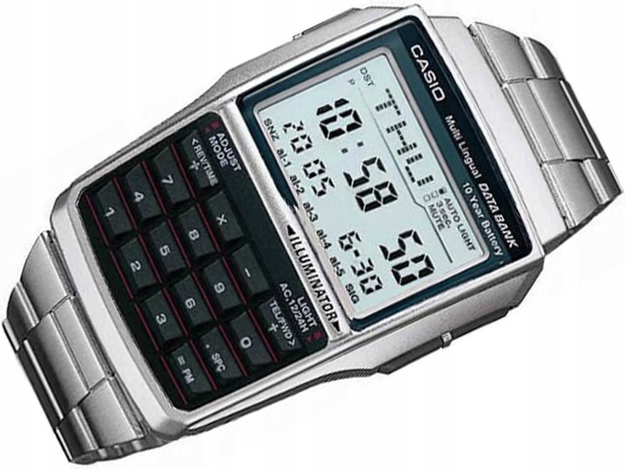Zegarek męski Casio DBC 32D 1A | BRASTY.PL