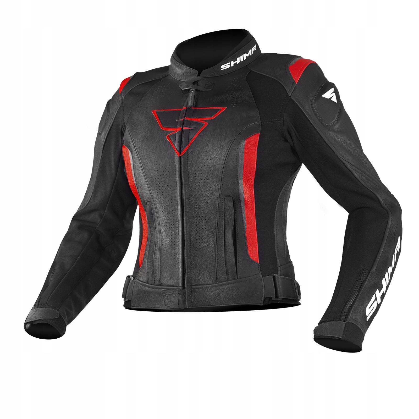 Shima miura куртка мотоциклетная кожанная 38 gratisy, фото 0