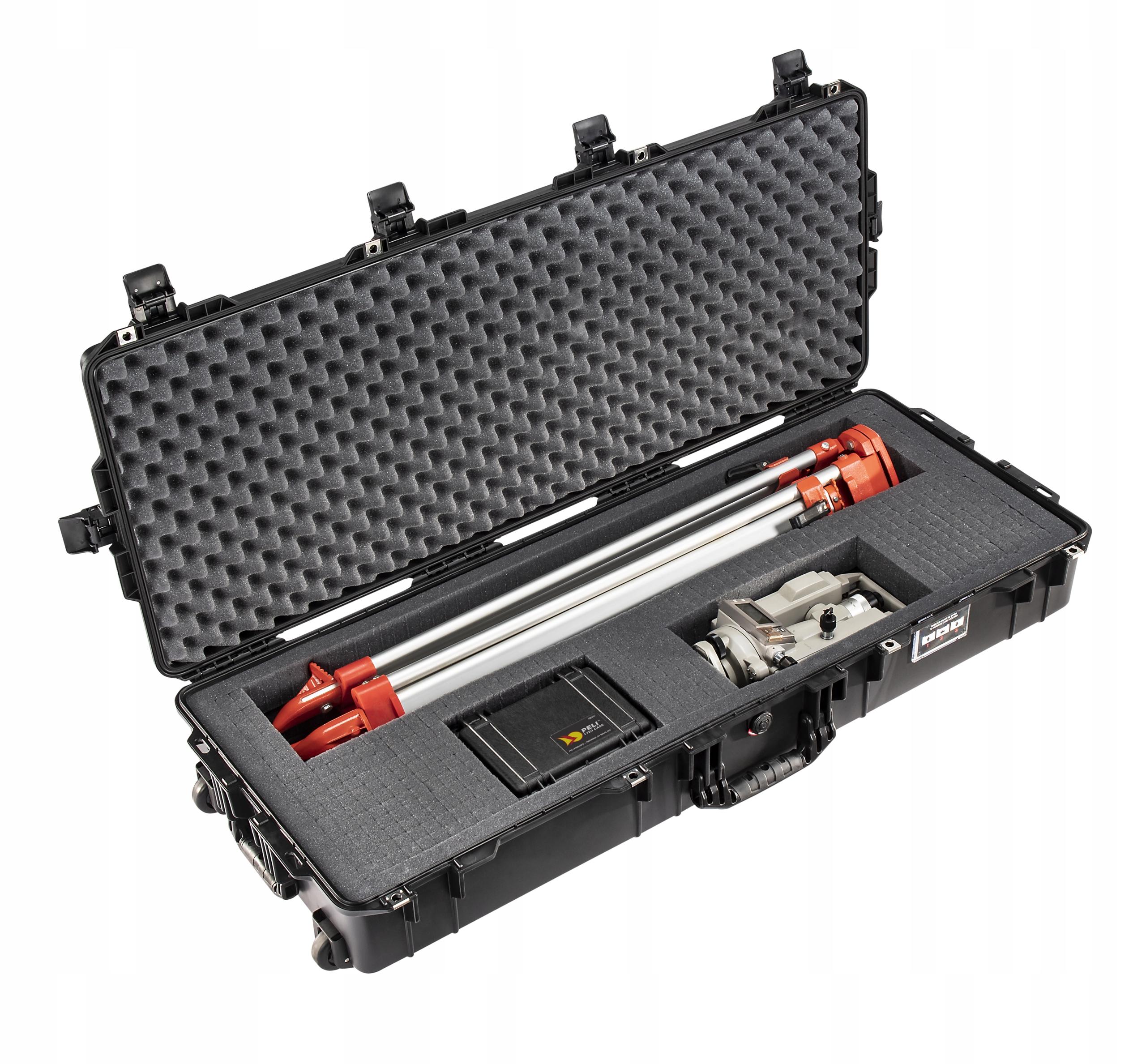 Peli Air Case 1745 skrzynka walizka na tachimetr