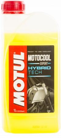 MOTUL Motocool Expert охлаждающая жидкость на мотоцикле