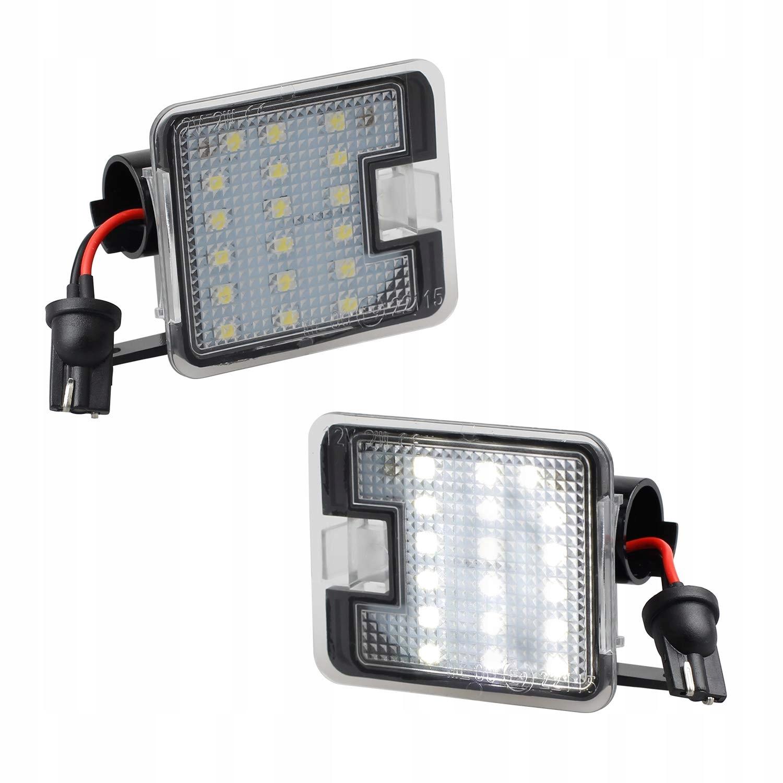 лампы led подсветка зеркал ford mondeo mk4