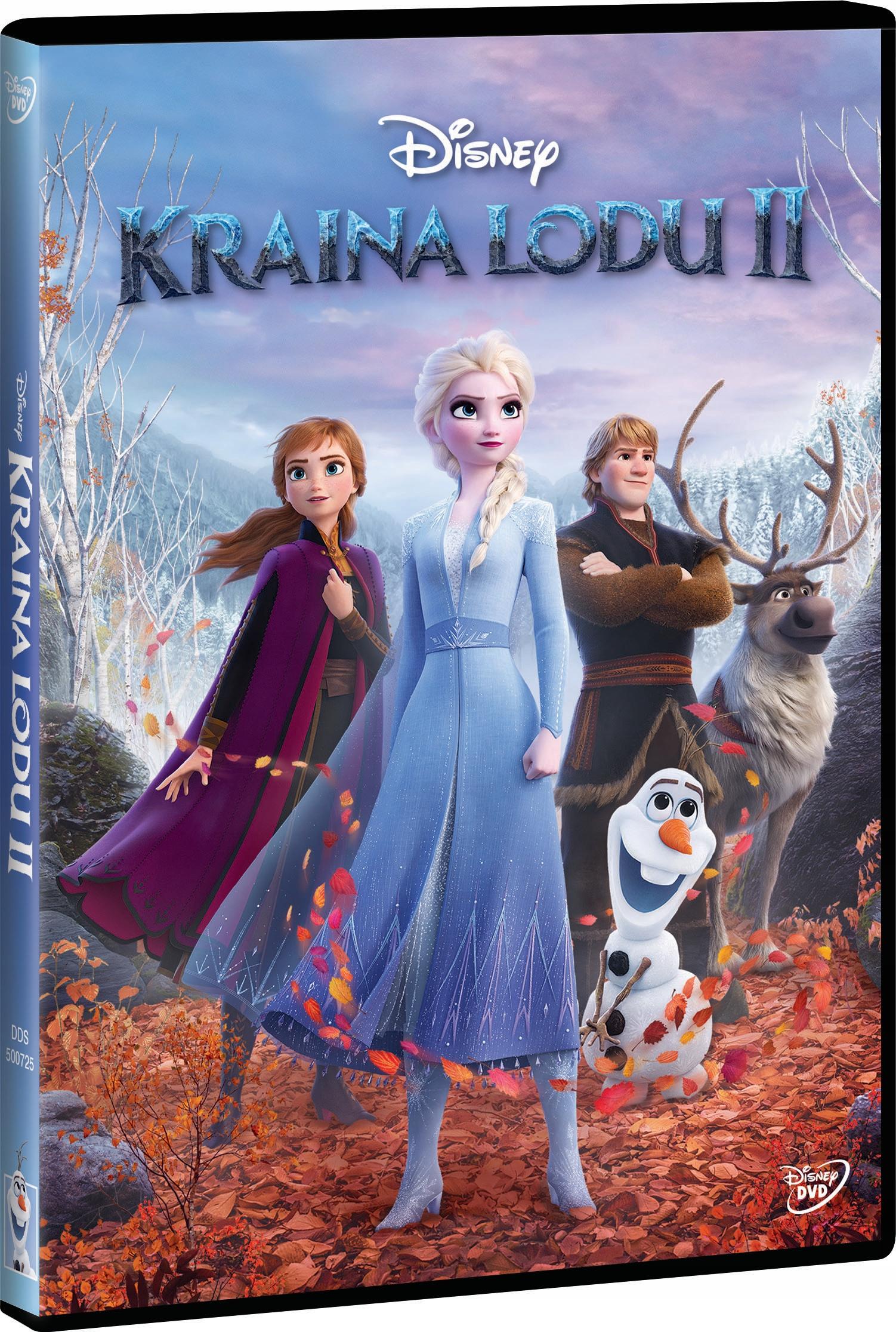 KRAINA LODU 2 DVD PL