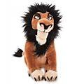 Maskot Scar, Leví kráľ, Disney obchod 40cm 24h