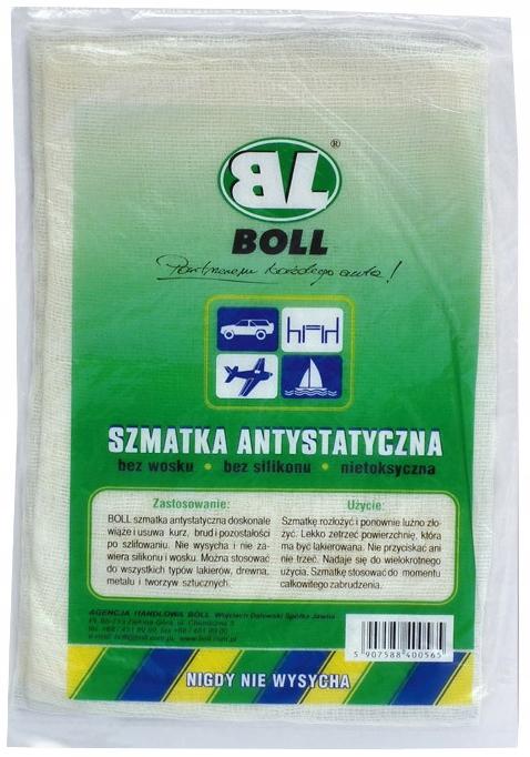 BOLL - SZMATKA ANTYSTATYCZNA DO LAKIERU 80 x 50 cm