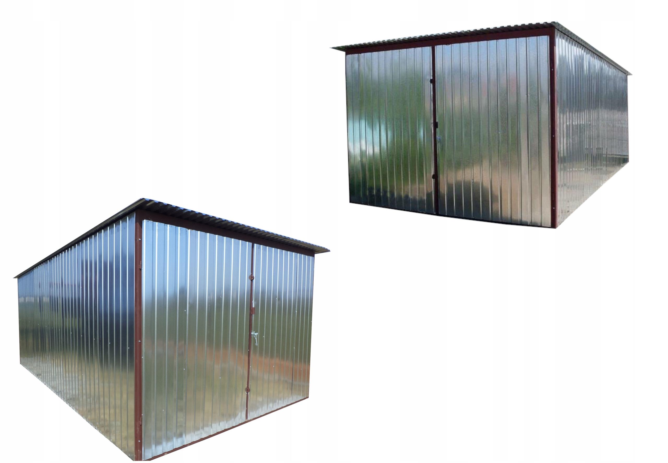 жесть гараж железный Гаражи 3х5 3x6 4х6 6x5 6x6