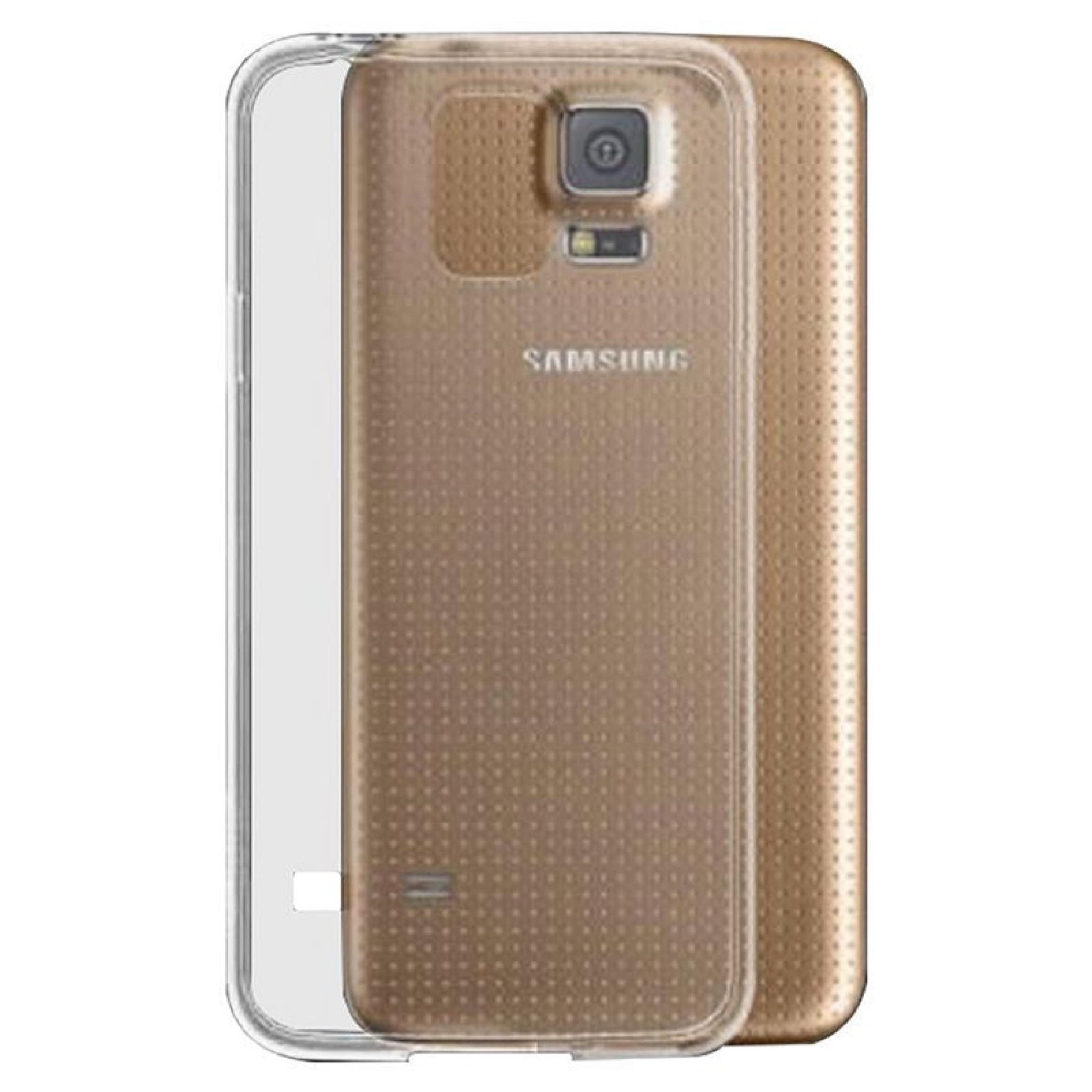 Etui Slim CASE i Szkło do Samsung Galaxy S5 S5 NEO