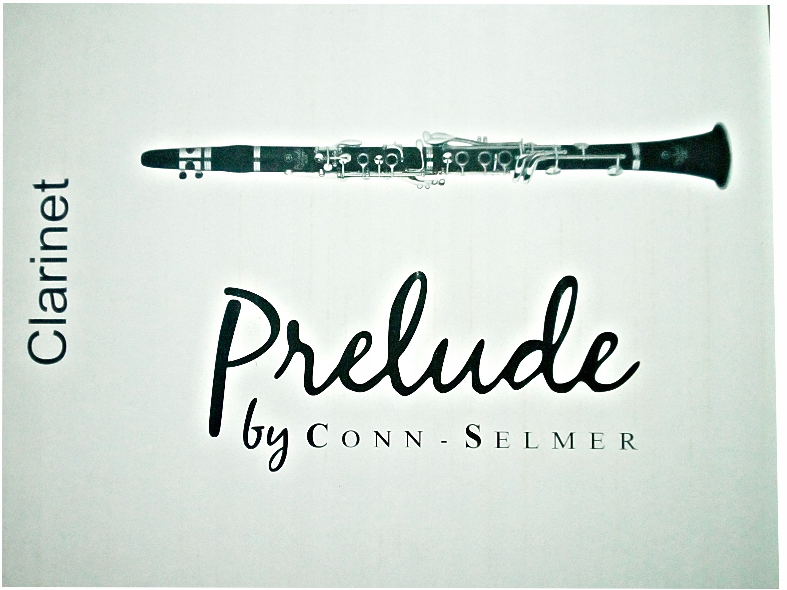 Item Prelude CL-710 clarinet