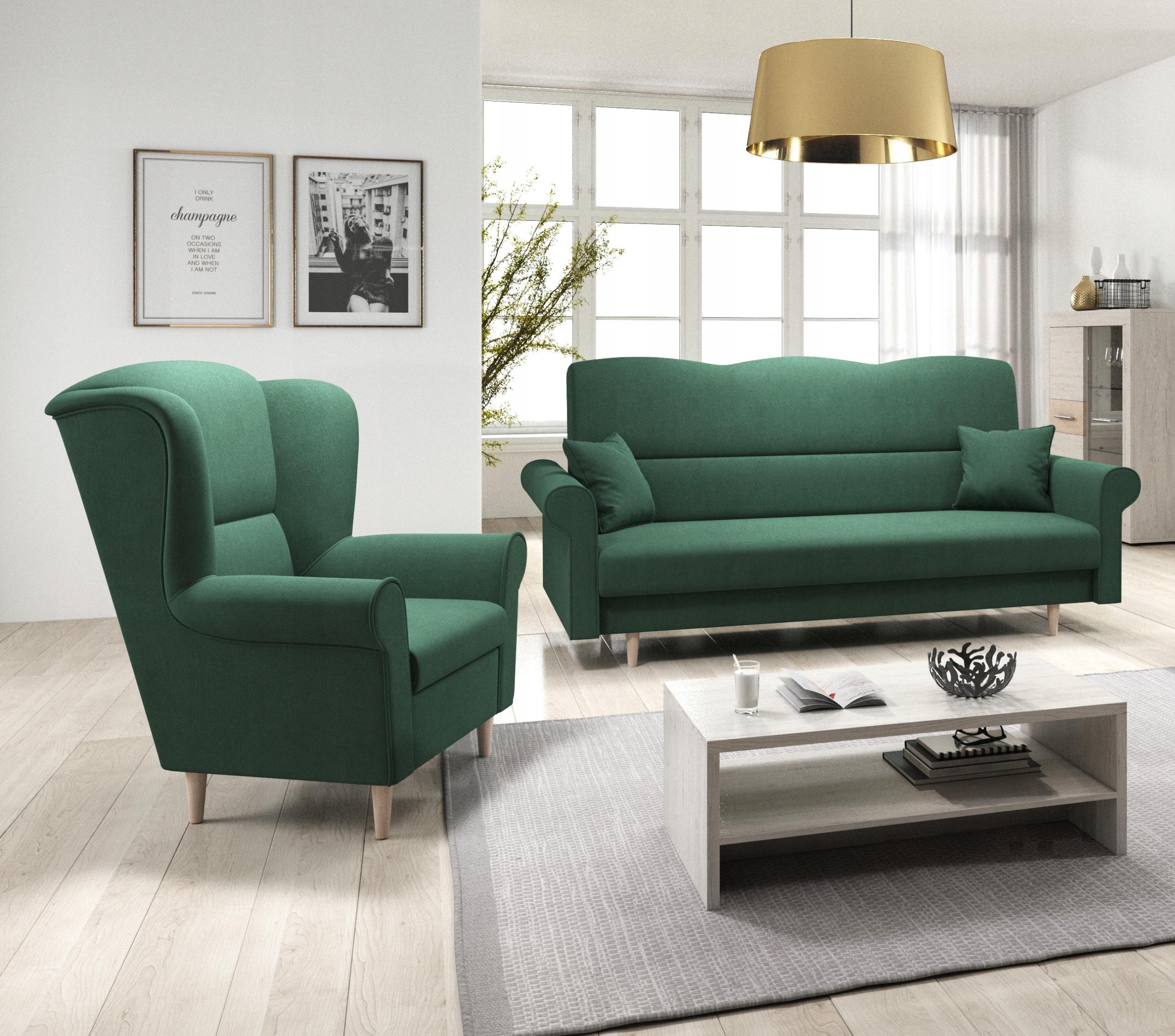 комплект квартира loft 3 +1 - диван-кровать и Кресло