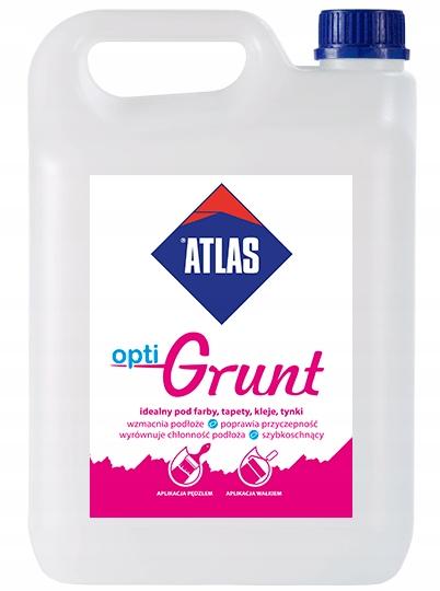 ATLAS GRUNT UNIWERSALNY OPTI-GRUNT UNI-GRUNT 5KG