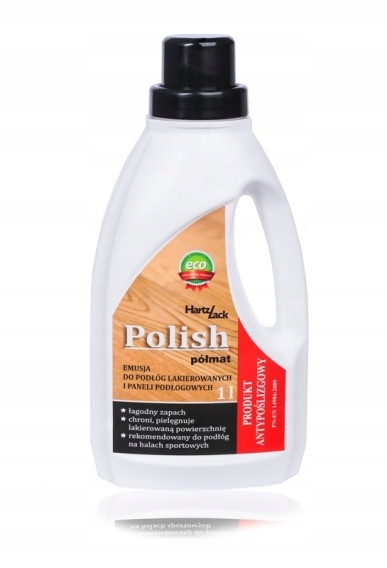 Emulsja do podłóg HartzLack Polish 1L