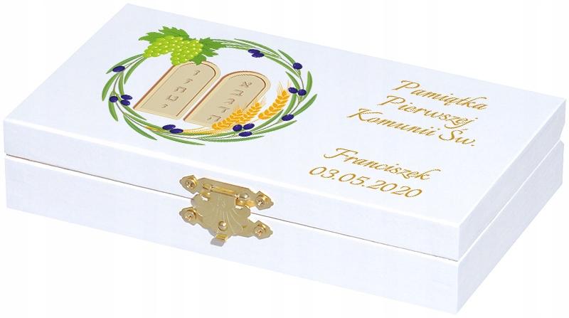 Communion Souvenir Box pre U112 Banknotes