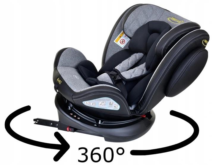 360 ° ЛЕТНЕЕ ДЕТСКОЕ АВТОКРЕСЛО 0-36 кг ISOFIX