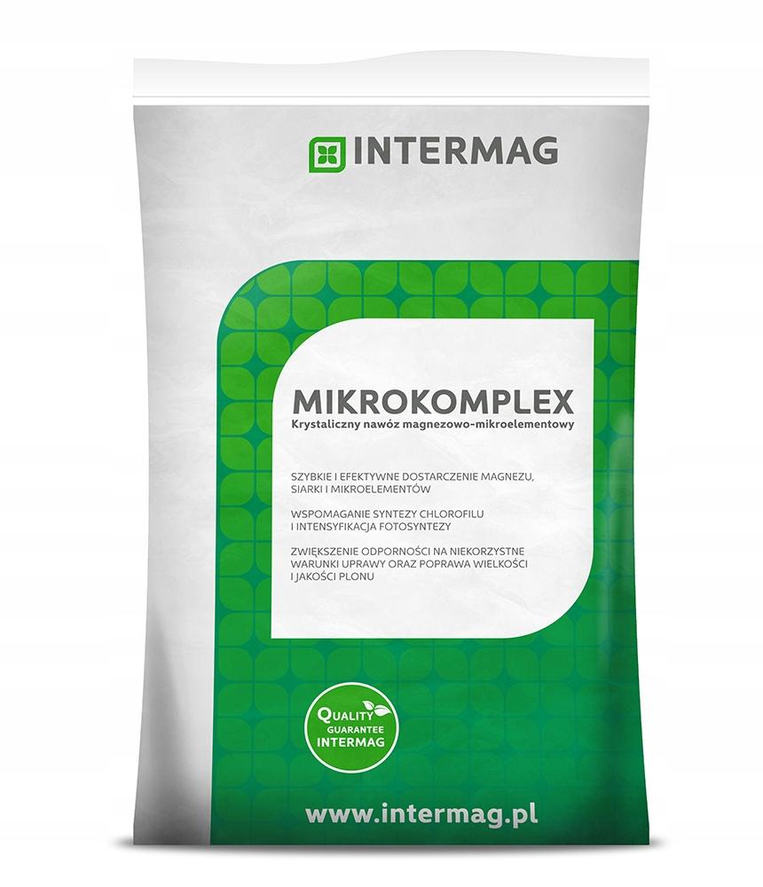 MIKROKOMPLEX 25kg siarka magnez mikroelementy
