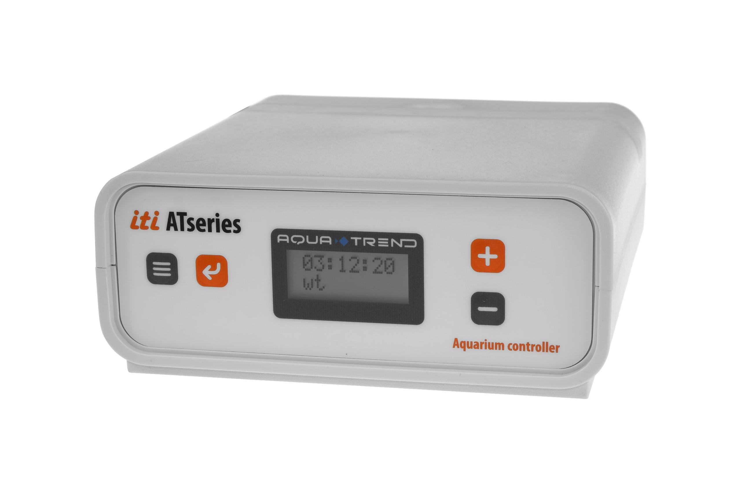 V ITI regulátor pH, teplota, prísady dávkovanie