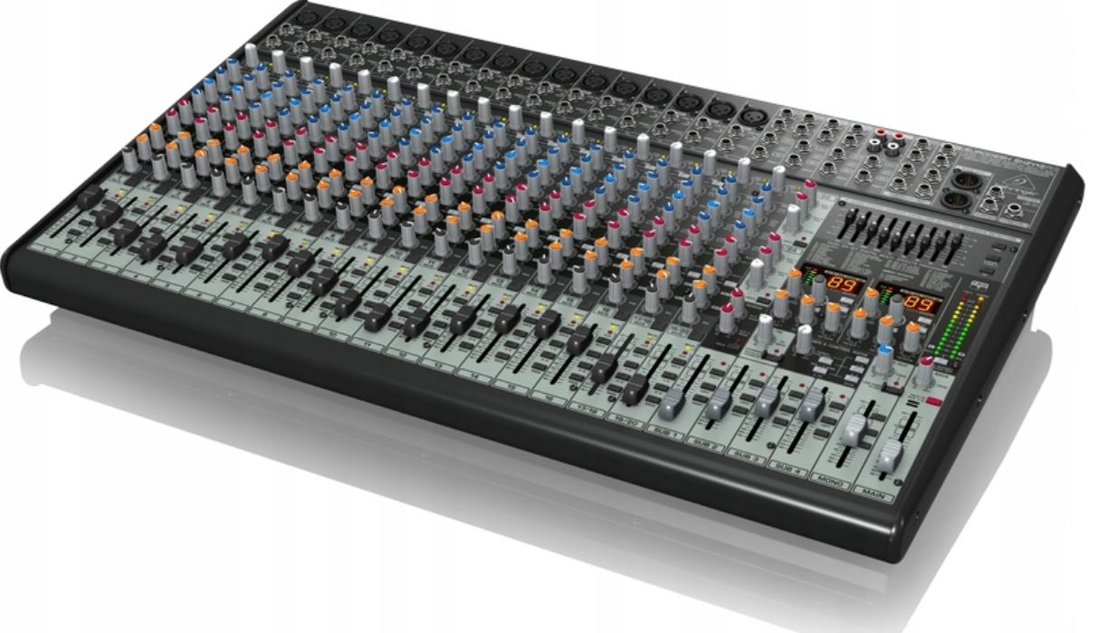 Item Multi-format Mixer Behringer SX3242FX EURODESK