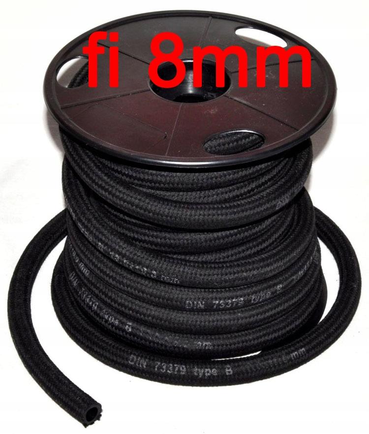кабель топлива топлива шланг шланг w оплетке 8 мм