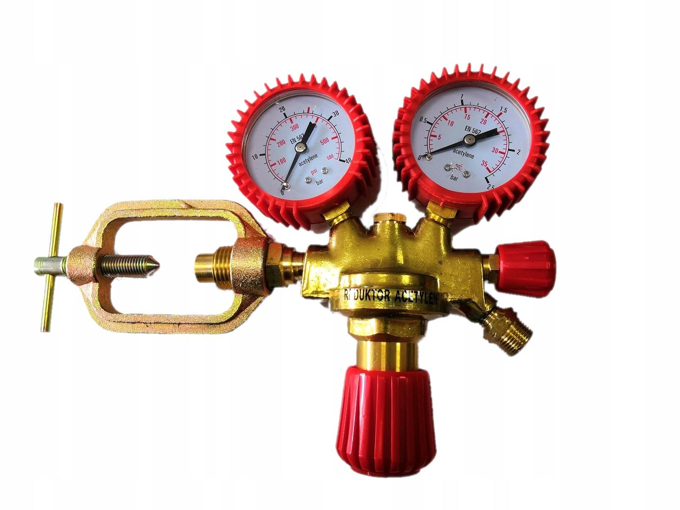Plynný plynový valček acetylén acetylén