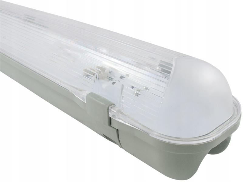 Hermetické svietidlo na LED T8 1x600 IP65 LED fluorescenčná lampa