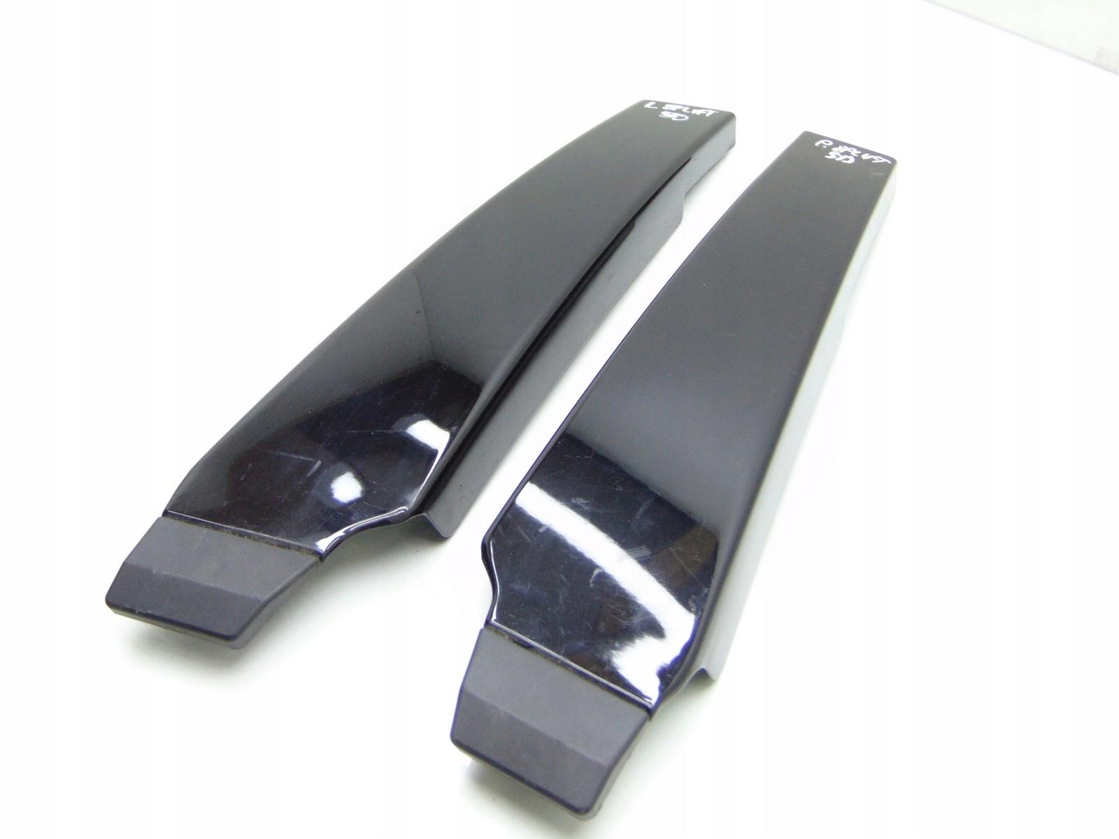 крышка накладка стойки права audi a3 8p lift 5d