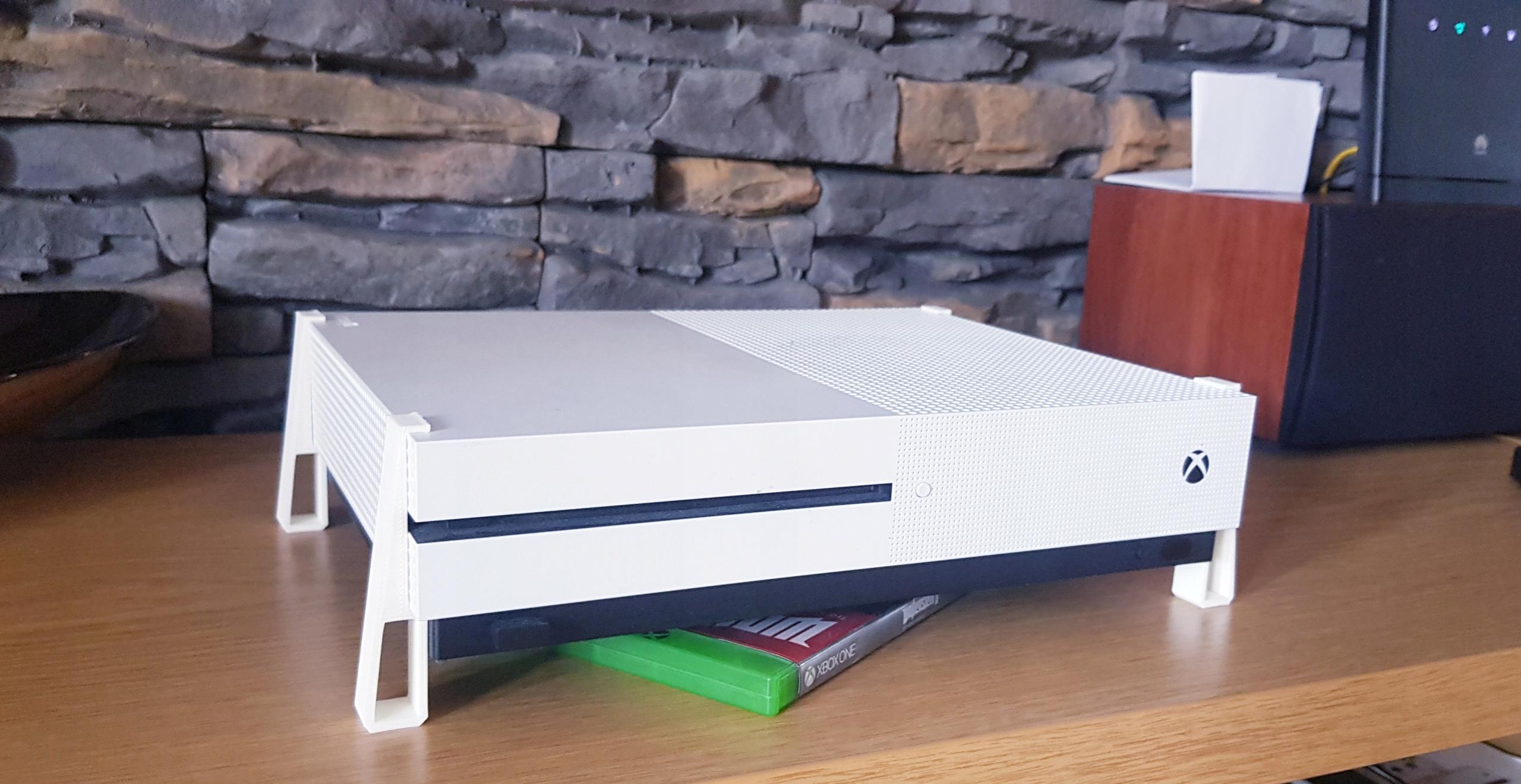 Купить Xbox One S ножки , охлаждение Microsoft Xbox One S на Otpravka - цены и фото - доставка из Польши и стран Европы в Украину.