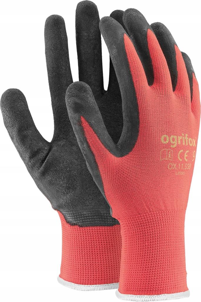 Перчатки рабочие защитные. разм. 9