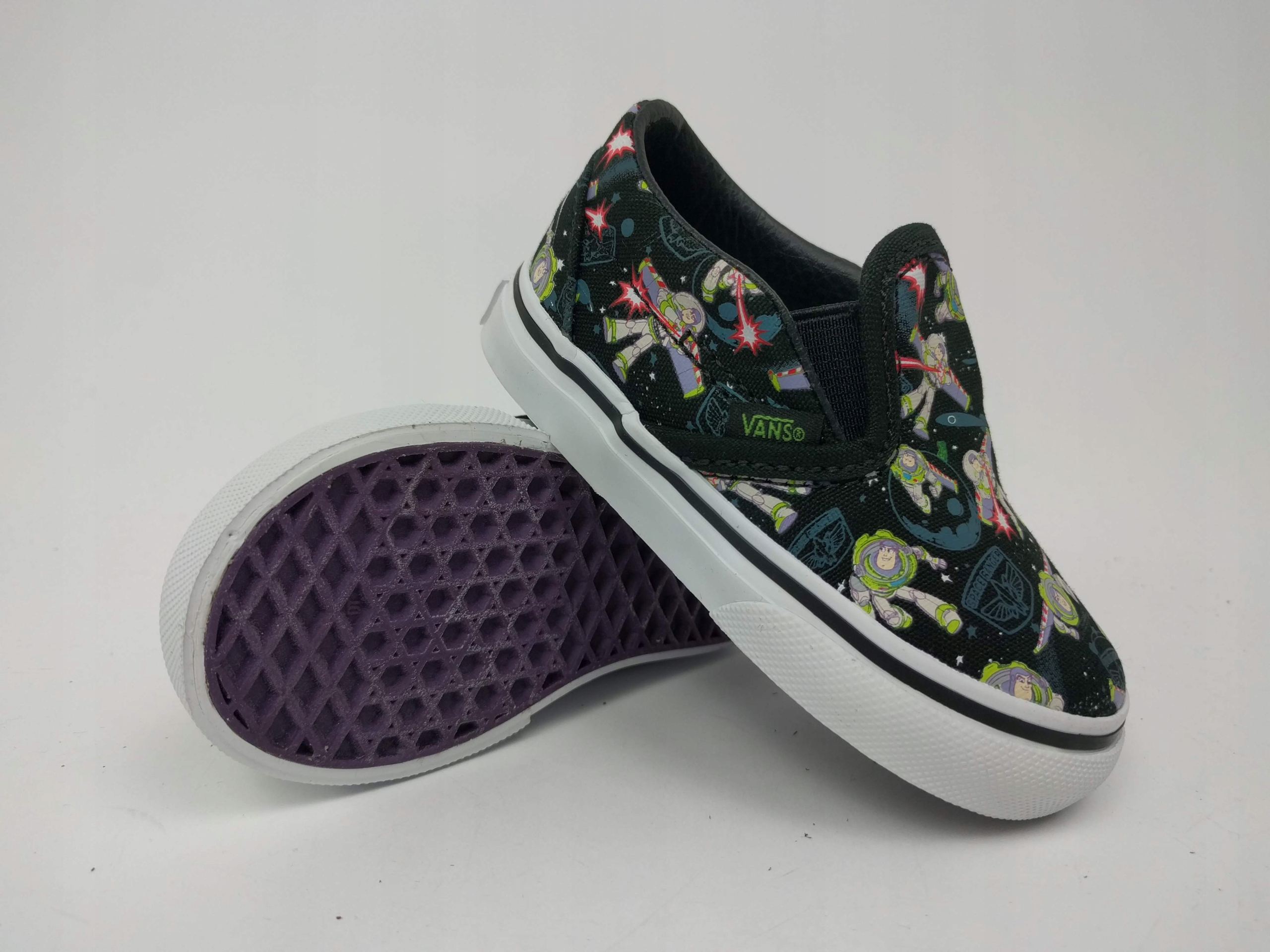 T Buty dziecięce VANS Classic Slip On (Toy Story) And