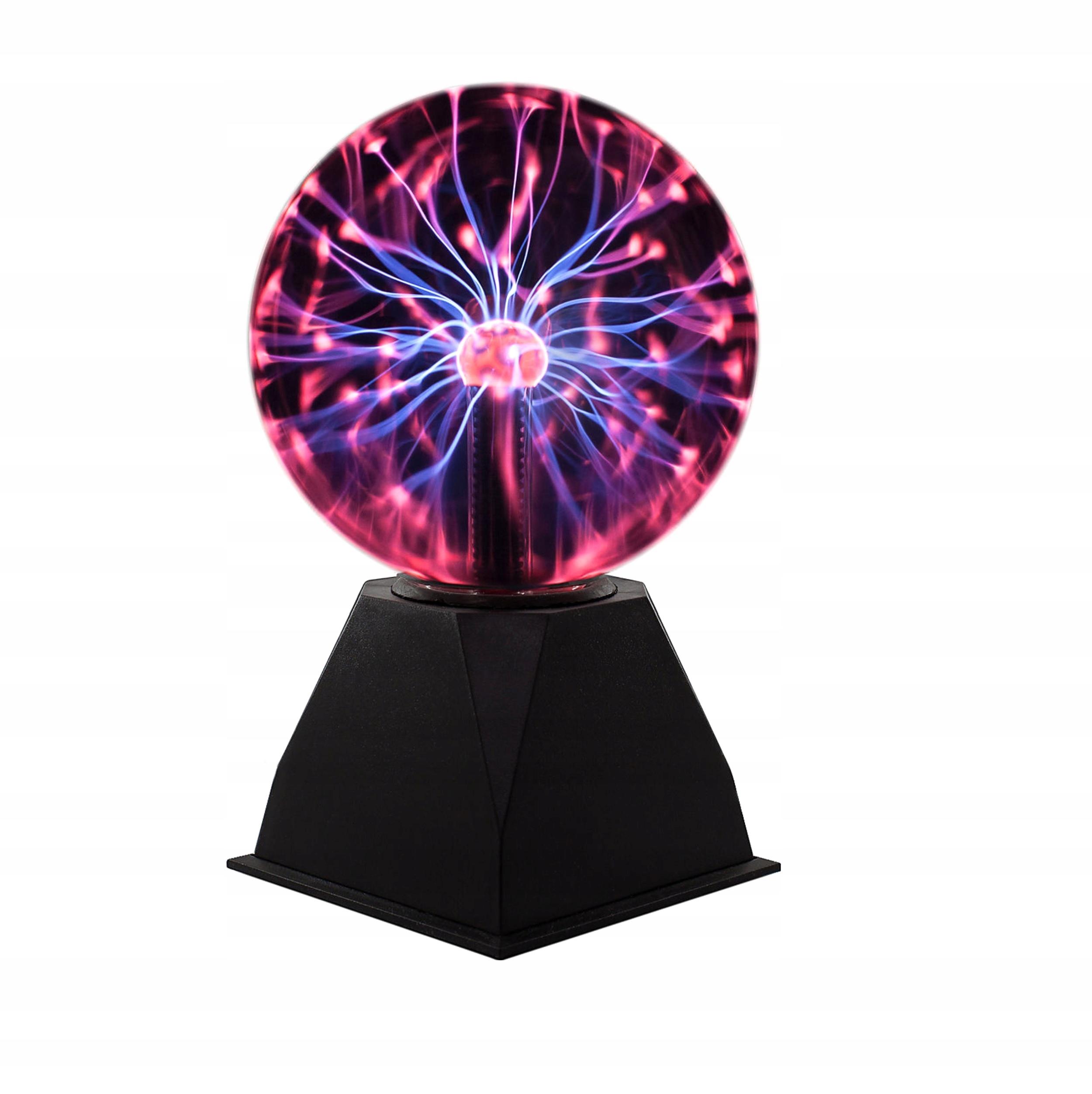 Item PLASMA BALL LAMP MAGIC LAMP PLASMA LASER 57CM