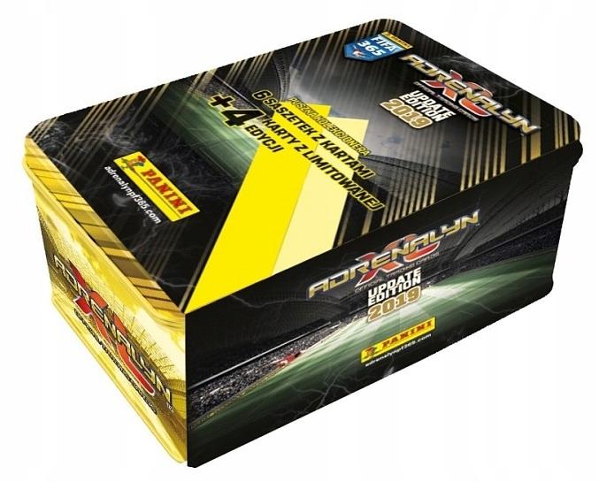 Panini FIFA 365 Adrenalyn XL Обновление 2019 БАНКА доставка товаров из Польши и Allegro на русском