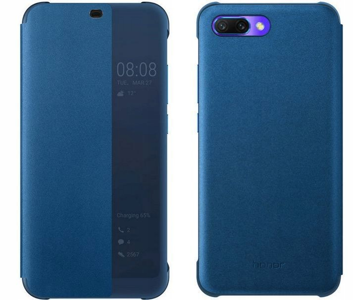 Oryginalne Etui Smart View Flip Cover Honor 10